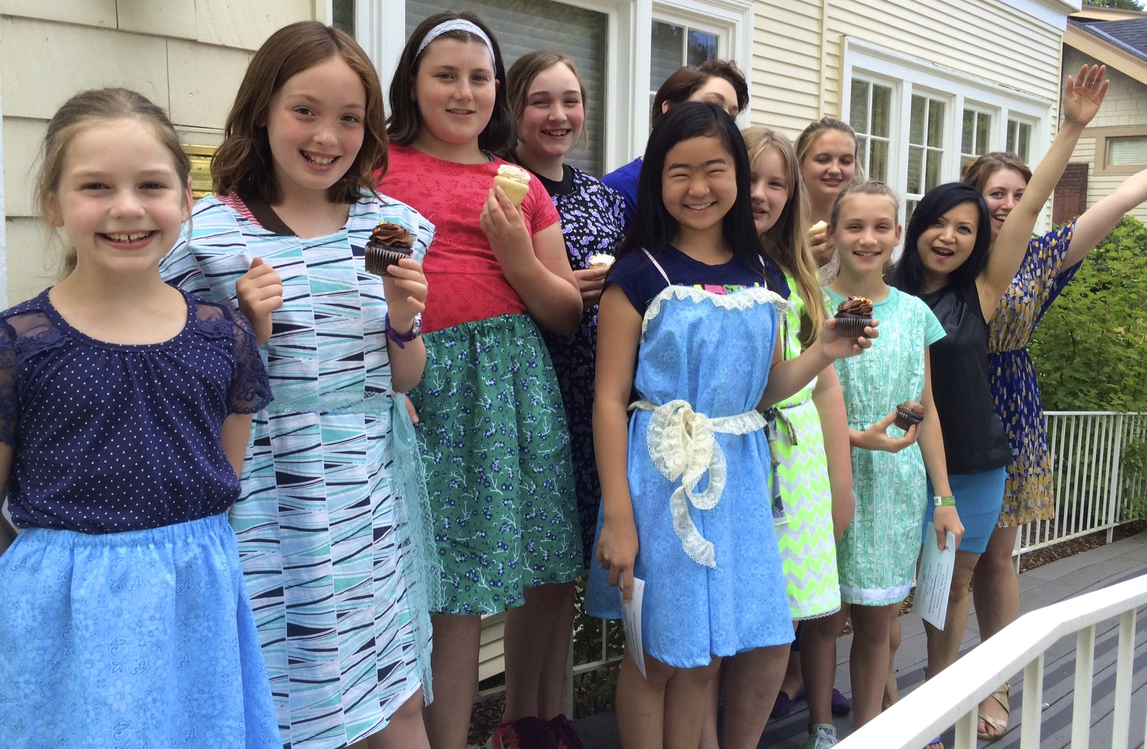 Kids Summer Sewing Camps Portland Fashion Institute