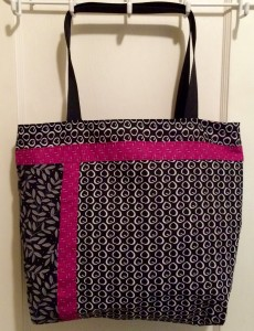 Free Pattern: PFI Market Bag