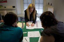 sharon blair pattern making at portland fashion institute