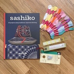 Sashiko:  Splendid Mending