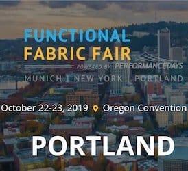 Functional Fabric Fair