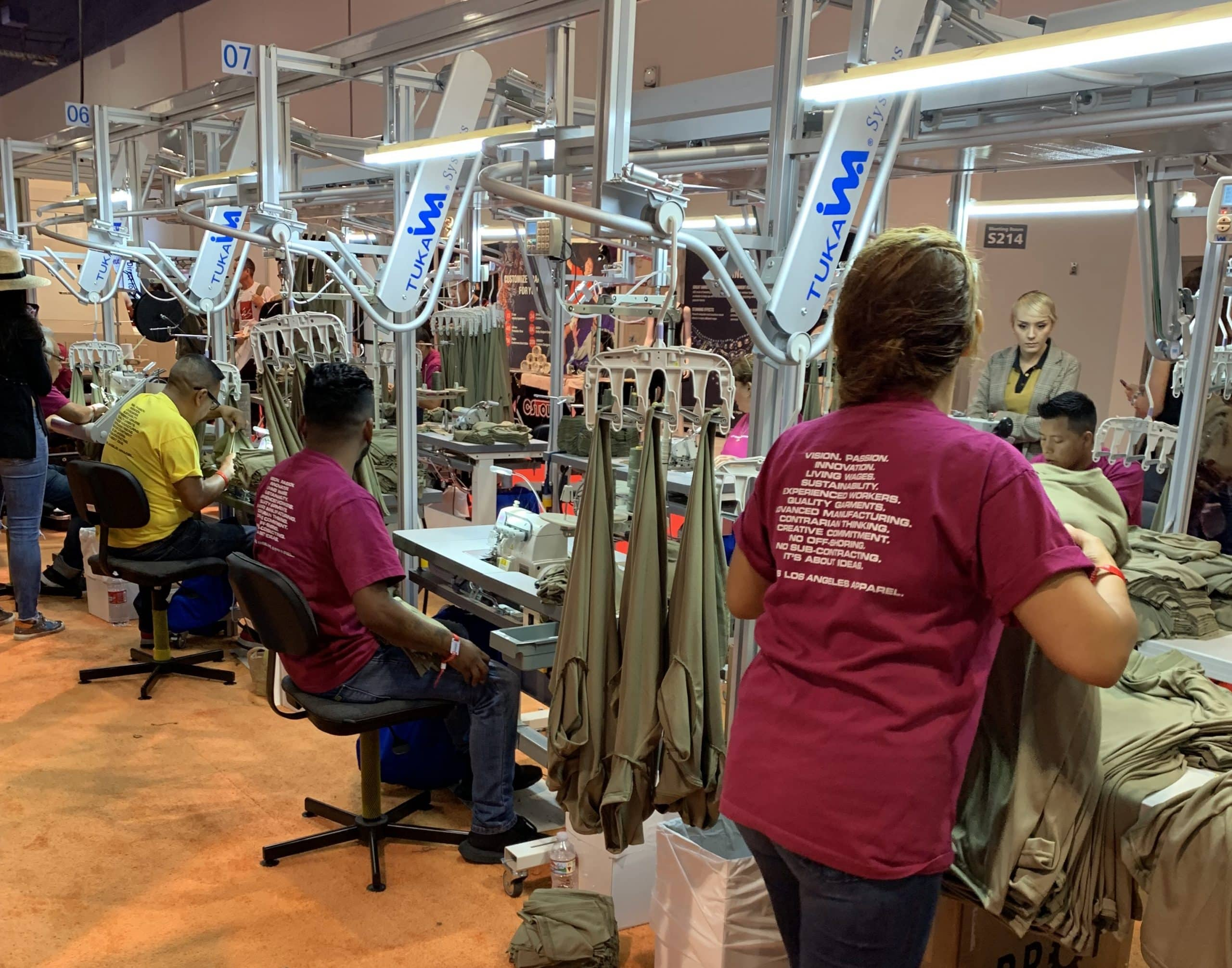 Innovation in Fabric Sustainability